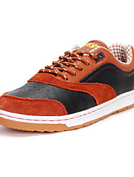 Homens Raysys Outdoor Suede Coréia Sneaker