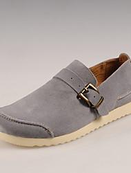 Chaussures Handmade Simul marées Chaussures Chaussures en cuir (gris)