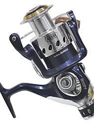 AB400/AB500 Spinning Reel Fishing 9 BB