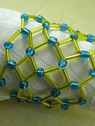 Napkin Ring 6 Acrylic