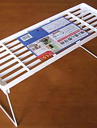 Japanese Style Silver Leg Folding Shelves Organizers