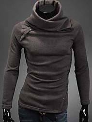De cuello alto suéteres calientes de la venta ocasional de los hombres