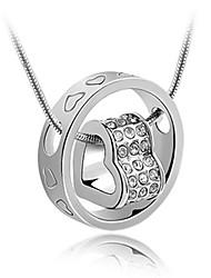 Xingzi cristal Garde Autriche votre collier de vie
