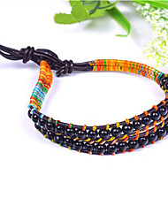 CUISHANG Simple Style Glass Beads Bracelet