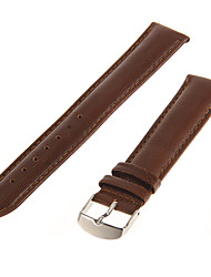 Men's / Women's Watch Bands leather #(0.006)