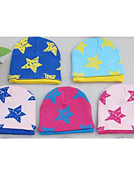 Sanny Kid's Star Print Hat