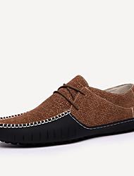 Pois Chaussures en cuir Chaussures Simul conduite (écran couleur)