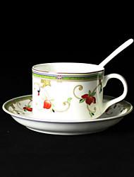 Sutra Coffee Mug,Porcelain 5oz
