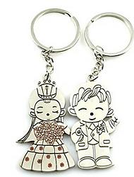 """""""Wedding Day"""" abbinabili Keychain - insieme di una coppia"""