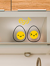 Egg Decorative Wall Sticker(0565-1105036)