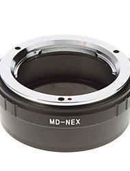 Adapter Ring MD-NEX objectif de caméra (noir)