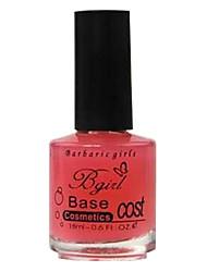 Bgirl Base Coat Vernis à ongles rose (1PCS, 18ml)