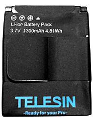3.7 V 1300 mAh Battery