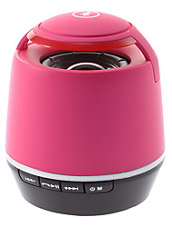 S05 Bluetooth Speaker with a TF Card Reader(Pink)