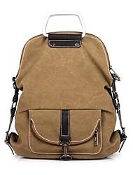 Fashion Canvas Tote Messenger Shoulder Bag