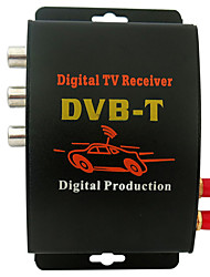 DVB-T MPEG-4-Tuner Digitaler TV-Receiver mit 2 Video-Ausgang (Composite Video CVBS)