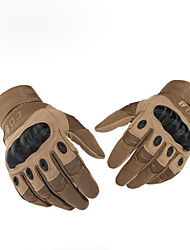 Outdoor CQB tactical gloves full finger glove lost O remember us special forces skid resistant combat glove