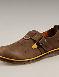 Mode Simul Casual'S Shoes (kaki)