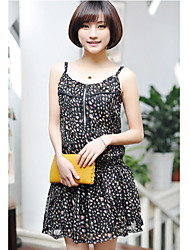 Women's Lovely Sexy Leopard Dress