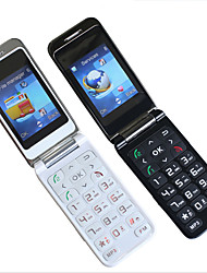 Senior Citizen - Dual SIM 2.4 Inch Flip Cell Phone