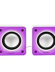 Havit USB 2.0 Mini-Lautsprecher für Computer-Nutzung / iPad / iPhone / Smart Phone