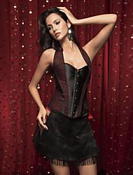 Satin devant Busk fermeture de corset shapewear