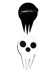 Soul Eater Cosplay Haarspange