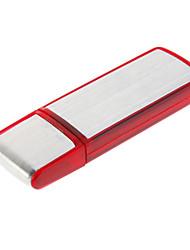 2GB USB Flash enregistreur de voix de disque rouge
