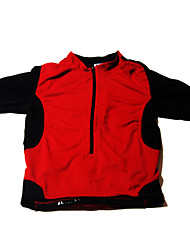 Camisa manga corta ciclismo Bicicleta roja / Bike - Jaggad