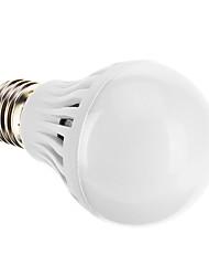 Ampoules Globe Blanc Froid E26/E27 6 W 18 SMD 2835 550 LM AC 100-240 V