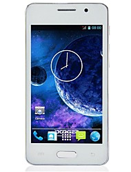 "DOOGEE MOON DG130 4.3"" Android 4.2 3G SmartPhone(IPS,GPS,Dual Core,512MB+4GB,WiFi)"