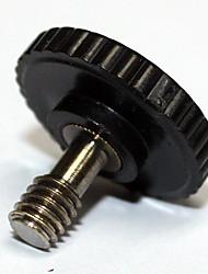 """emoblitz 1/4 """"parafuso de tripé polegadas para adaptador de tripé parafuso para flash"""