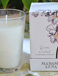 Wedding Décor Flower-de-luce Flavour Candle