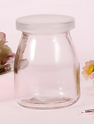 1 Piece/Set Favor Holder - Creative Glass/Plastic Candy Jars and Bottles Non-personalised