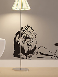 Animaux Lions Accueil Decal Stickers muraux