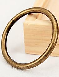 Retro Style Solid Curtain Clip Ring - 2pcs (Diameter 3.8cm)