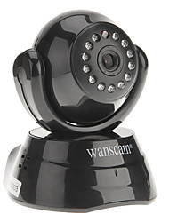 Wanscam® PTZ IP Camera Two Way Audio Rotate WiFi P2P Wireless