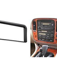 Kit d'installation radio fascia Facia Garniture pour LEXUS LX-470 1998-2002 TOYOTA LC-100 1998-2003