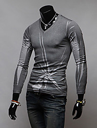 Men's Stylish Long Sleeve Shirt