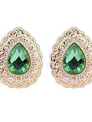 European Style Elegant Temperament Fashion Droplets Earrings(More Colors)