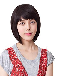 Women Short  Full Bang Wigs 3 Colors Available