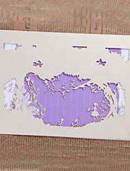 Acacia Rachii Cut-out Greeting Card