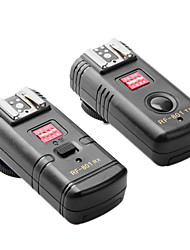 RF-801 Wireless Camera Speedlite Trigger (noir)