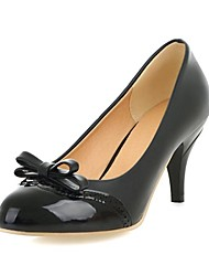 Women's Stiletto Heel Heels Pumps/Heels with Bowknot Shoes(More Colors)