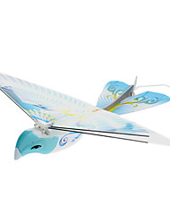 RC Flapping Wings Like Authentic Bird Helicopter(Blue)