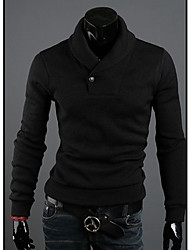 Men's Korean Version Easy Matching Knitted Sweater