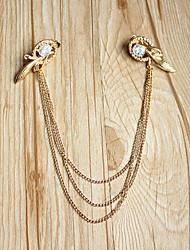 Multicamada Vintage Headbands Corrente de Ouro das Mulheres Canlyn