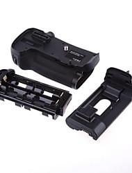 Titular Power Grip Vertical Bateria como MB-D14 para DSLR Nikon D600 DSLR