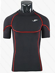 Hombre de fitness Ropa fitness Medias camiseta