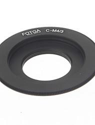 FOTGA C-M4 / 3 Digial adaptador de lente da câmera